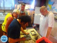 ausfluge auf Kreta Bronzeguss Workshop Bronze Gießerei alte Grieken Aktiv, Workshop, Bronze, Crete Holiday, Atelier, Work Shop Garage