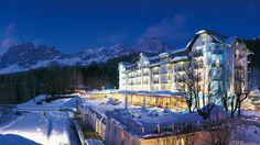 Cristallo Hotel Spa & Golf: Corina d'Ampezzo, Italy; Visa Signature Luxury Hotel Collection Property