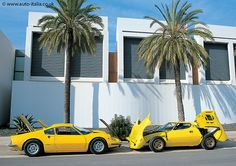 Dino & Stratos by Michael Ward
