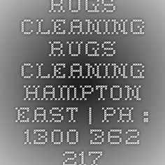 Rugs Cleaning Rugs Cleaning Hampton East | Ph : 1300 362 217