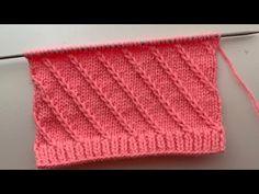 Knitting Stiches, Baby Knitting, Knitting Designs, Knitting Patterns, Knitted Dolls, Sweater Jacket, Pattern Design, Knit Crochet, Stitch