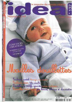 Albums archivés Tricot Thé, Tricot Et Crochet, Tuto Tricot, Crochet Bébé,  Magazine 4791f63ca85