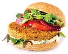 Hemp & Greens Burger