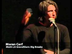 Moran Cerf - Moth GrandSlam Winning Story. Funny and worth the watch!