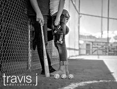 Save the Date photo, Baseball theme, wedding date on baseballs, Travis J Photography, Colorado