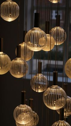 Glass Chandeliers - Contemporary LED Chandeliers - © 2014 Contemporary Chandelier Company