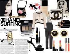 All Chanel, created by christina-chrysandrea on Polyvore