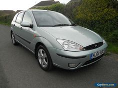 2004 FORD FOCUS 1.8 EDGE 5DR HATCHBACK #ford #focusedge #forsale #unitedkingdom