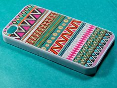 Iphone Case - Aztec Iphone 4 Case, iphone 4s case, iphone 4 cover, iphone 4s cover