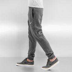 Nike #jogging #gris #homme #sport