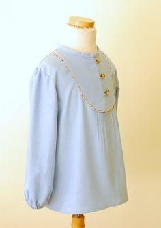 S is for Sewing | Mara Blouse