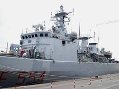 F-554 ITS Nave Sfinge Minerva class corvette Trieste