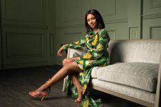Kelechi Amadiobi and Fashion Forward Celebrities create stunning pictures at Heineken #LFDW 2016