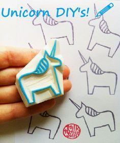 Leuke en originele Unicorn DIY's!