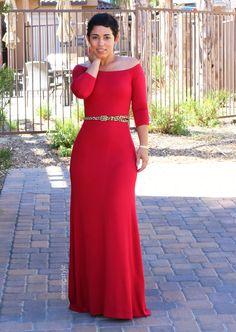 DIY Date Night Dress + Atlanta Update - Mimi G Style