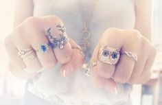 She Exists: 50 Different and Amazing Rings