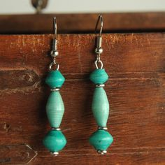 Kusitawi Earrings from Project Have Hope