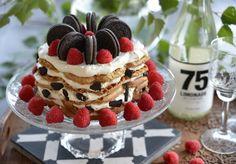 Raspberry, Cheesecake, Fruit, Food, Cakes, Cheese Pies, The Fruit, Mudpie, Raspberries