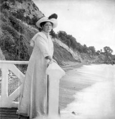 ROMANOV DYNASTY — Empress Alexandra Feodorovna of Russia.