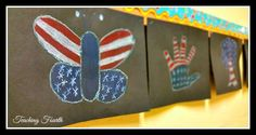 Fab and Fun in 4th!: Veteran's Day Decorations
