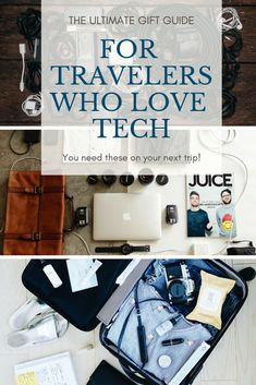 The technology you need for your next trip. Ive been on a few trips this year- it looks like Ill be ending 2018 with over 20 flights under my belt. These are the travel gadgets I cant live without! These are the best travel gadgets and travel electroni Baby Gadgets, High Tech Gadgets, New Gadgets, Electronics Gadgets, Technology Gadgets, Cool Gadgets, Phone Gadgets, Medical Technology, Energy Technology