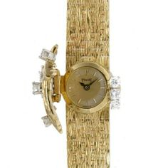 Piaget 18KYG Watch Antique