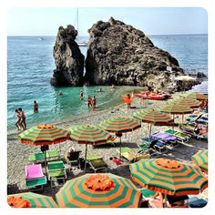 Cinqueterre view! Beach time! #beach #beauty #italy