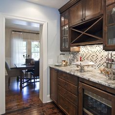 Butlers Pantry Design, Pictures, Remodel, Decor and Ideas - page 2