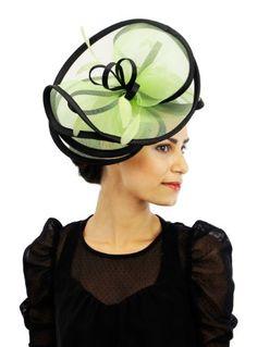 Smashing Young Lady Fascinator Cocktail Hat Headband (Lime Green) Greatlookz http://www.amazon.com/dp/B00DQULIR0/ref=cm_sw_r_pi_dp_ZYj-ub0ZA18SS
