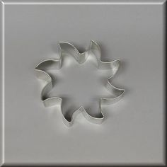 4 Sun Cookie Cutter [NA8141] - $0.90 : American Tradition Cookie Cutters, $0.90 each. Made in the USA    #CookieCutters  http://www.americantraditioncookiecutters.com