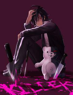 Dangan Ronpa || Killer Killer/Takumi Hijirihara