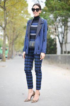 Pin for Later: Le Meilleur du Street Style Vu à la Fashion Week de Paris Paris Fashion Week, Jour 6