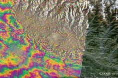 Mt. Everest is shorter after quake... 30x75 mile area around Kathmandu raised up 1m!