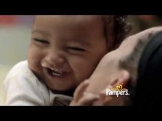 Pampers Disposable Diapers - More Kisses - Spanish Version - Commercial - 2013 http://www.pampers.com/globalsplash