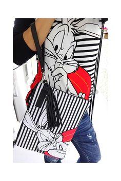 Looney Tunes bugs bunny sugarbird clutch purse