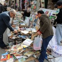 ISIS raids Central Library of Mosul, taking 2,000 books  -  By Arielle Landau - Tuesday, February 3, 2015  --  They loaded poetry, philosophy and books on sports, health, culture and science into pickup trucks — and left only Islamic texts. -- nydailynews.com