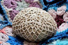 Six Zeroes Snowflake by Deborah Atkinson ~ Free Ravelry Crochet Pattern