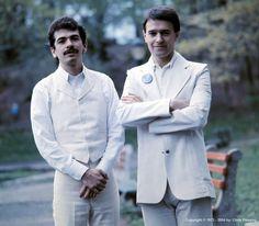 John Mclaughlin and Carlos Santana