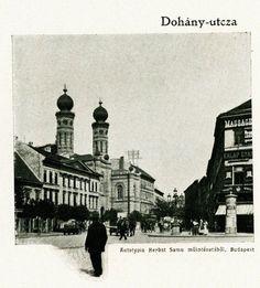 1902. Dohány utca - Zsinagóga