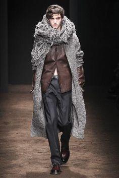 Salvatore Ferragamo, Look #1