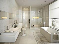Piastrella da bagno / da pavimento / in gres porcellanato / lucidata STONEVISION MARAZZI