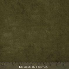 Primitive Muslin Flannel - Moss Yardage - Primitive Gatherings - Moda Fabrics Pine tree rag quilt