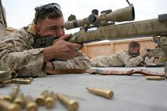 Marine Corps Sniper