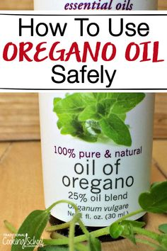 How to Use Oregano Oil Safely Oregano Oil For Colds, Oregano Oil Benefits, Oregano Essential Oil, Essential Oils For Headaches, Natural Herbs, Natural Healing, Natural Foods, Healing Herbs, Holistic Healing
