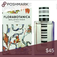 Balenciaga Florabotanica 3.4 oz Great perfume!  It has been used only once.  I use the Rosa Botanica so I am selling this one.  This scent has received recognition from Allure Magazine as 'Best of Beauty' award for best Green Fragance! Balenciaga  Other