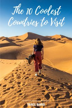 The coolest places in the world, based on our travels to 97 countries - not including the most popular destinations. What's the coolest place you've been? Family Adventure, Adventure Awaits, Adventure Travel, Countries To Visit, Cool Countries, Travel With Kids, Family Travel, Us Travel, Amazing Destinations
