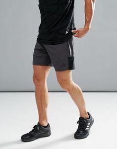 b91154454 Adidas Training Speed BR Shorts In Black BR3742. Indumentaria  CortaIndumentaria DeportivaAsos
