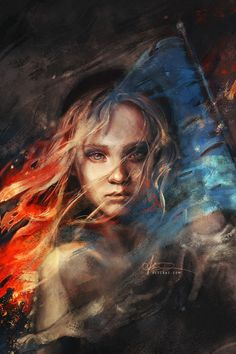 Les Miserables  Art ByAlice X. Zhang... love!!!!!!