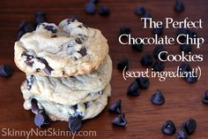 Best Chocolate Chip cookie recipe ever!