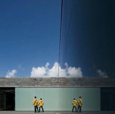 Flashback: Arts Centre – Casa Das Mudas / Paulo David